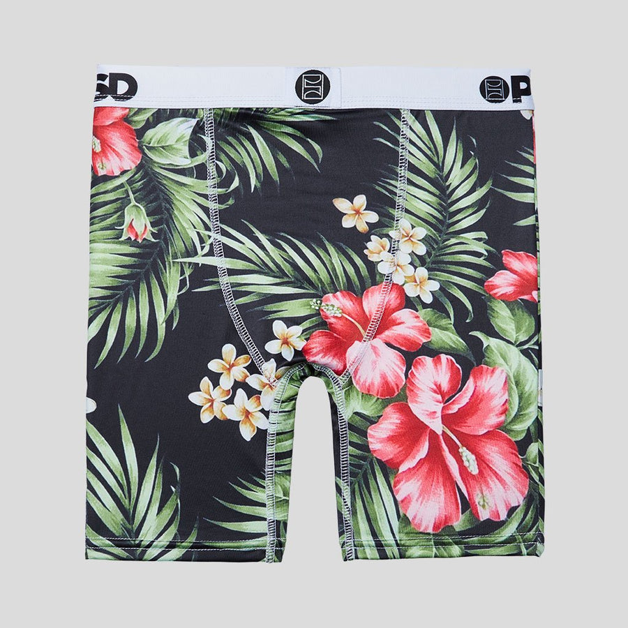Hawaiian Flowers - Youth | PSD Underwear