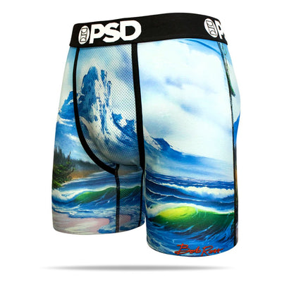 Bob Paints - Bob Ross Men's Boxer Brief