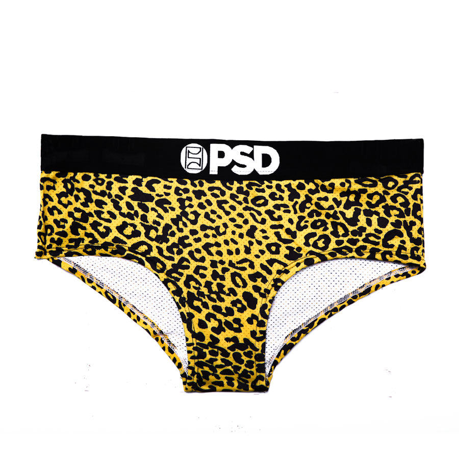 Cheetah Yellow - The Classic Brief
