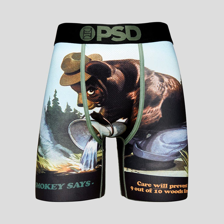 Smokey The Bear | PSD Underwear
