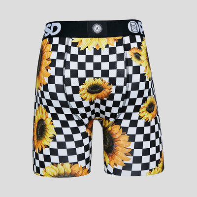 Checker Sunflower