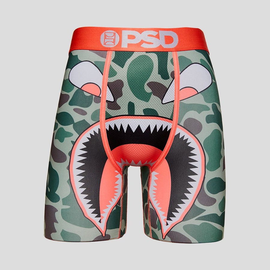 Green Camo Warface | PSD Underwear