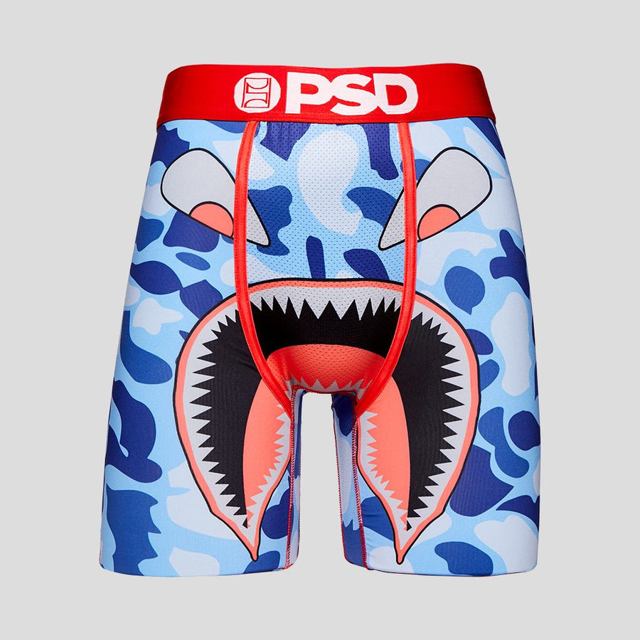 Warface Blue Camo | PSD Underwear