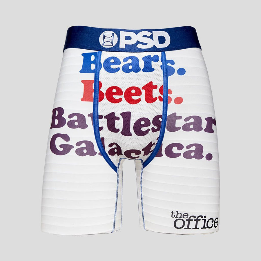 The Office - Bears, Beets | PSD Underwear