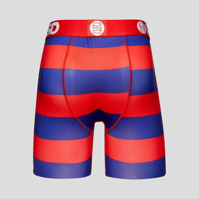 Red And Blue Stripe | PSD Underwear
