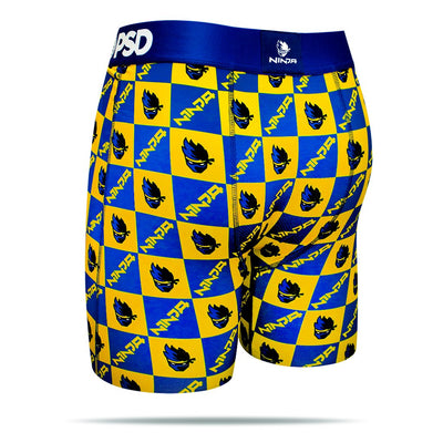 Ninja Checker - Official Ninja Streamer Men's Boxer Brief