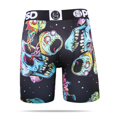 Rick And Morty Skullz | PSD Underwear