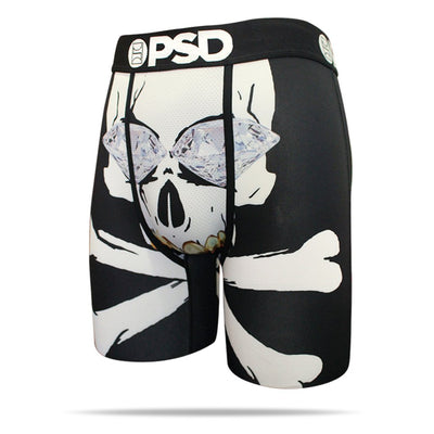 Skullz Men's Boxer Brief