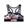 Warm Flowers - Sports Bra