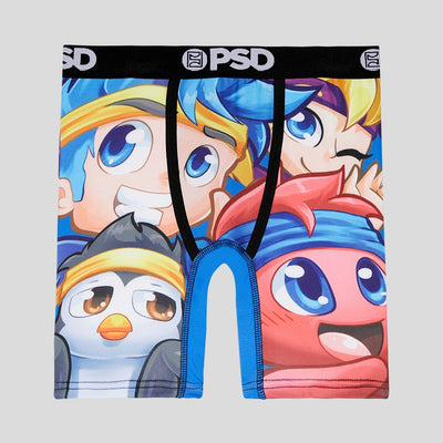 Ninja Friends - Youth | PSD Underwear