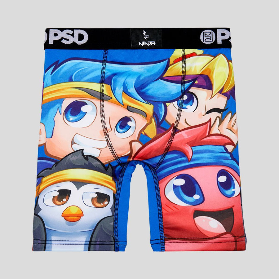 Ninja Friends | PSD Underwear