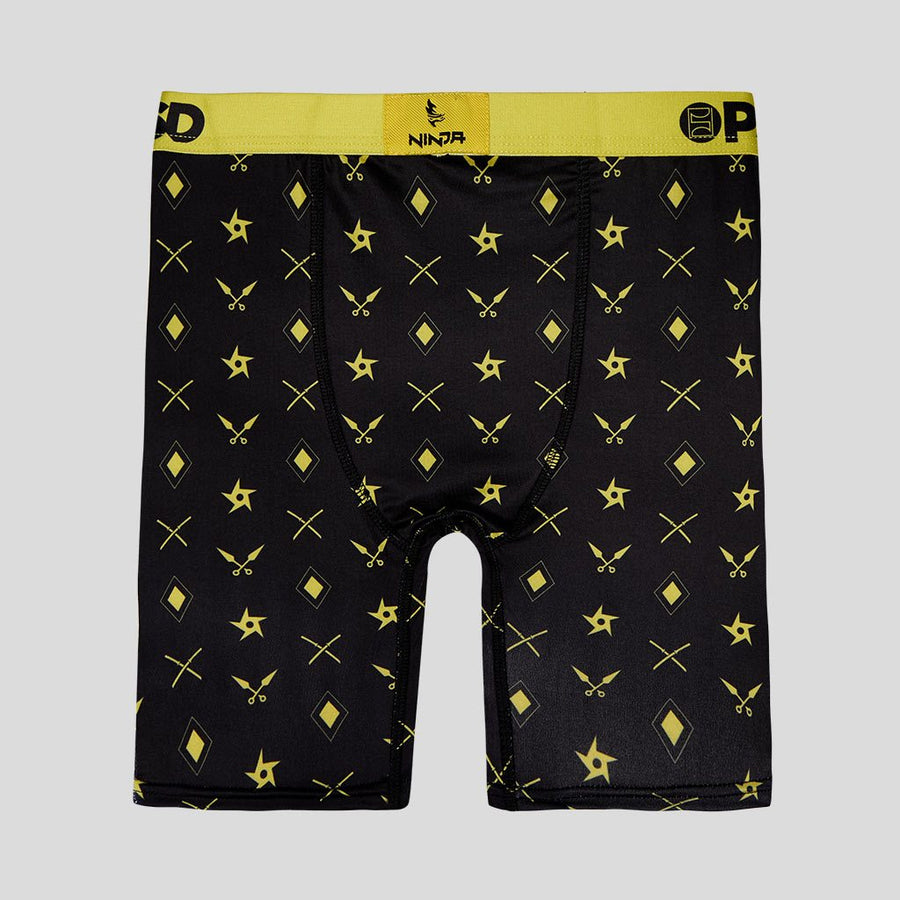 Ninja Pattern Face Youth | PSD Underwear