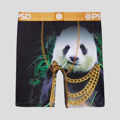 Panda Gold Chain - Youth