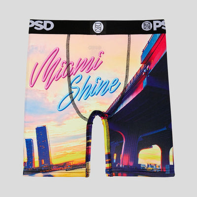 Miami Shine - Youth | PSD Underwear