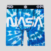 NASA Tie Dye Turq - Youth | PSD Underwear