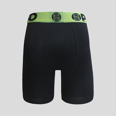 Modal Black/Lime | PSD Underwear