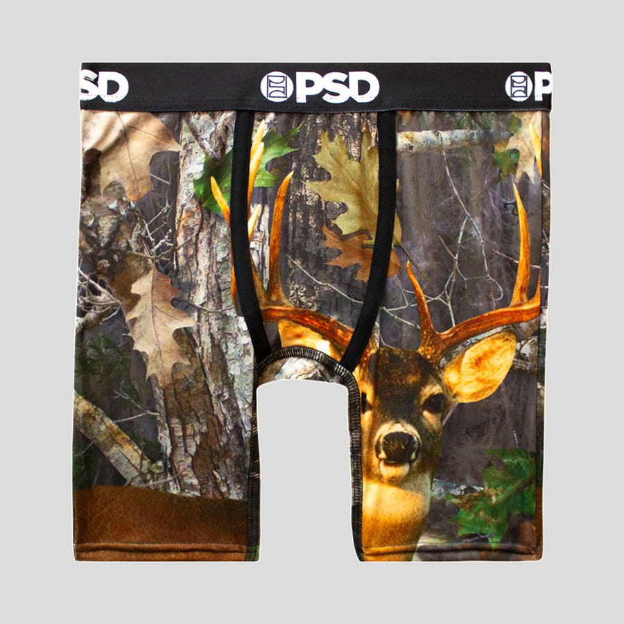 Buck Camo - Youth | PSD Underwear