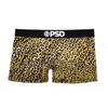 Cheetah Yellow - Boy Short