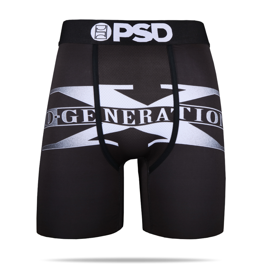 WWE - DX Chrome | PSD Underwear