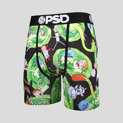 Rick And Morty All Over | PSD Underwear