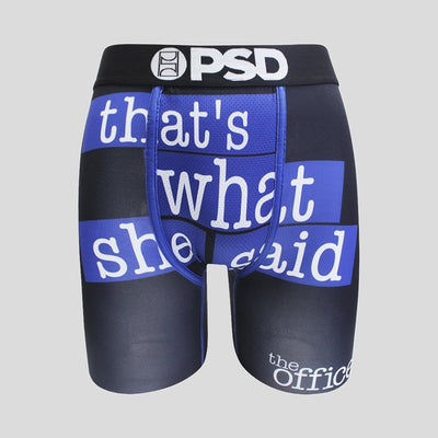 The Office - That's What She Said | PSD Underwear