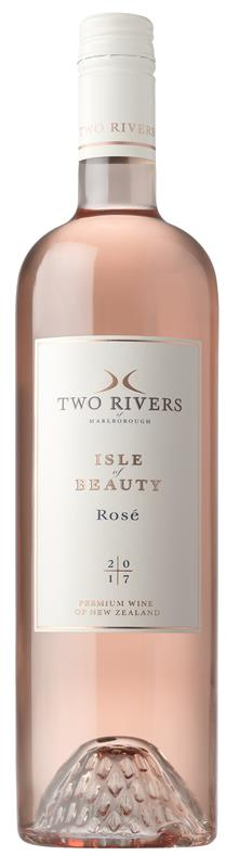 Rose, Two Rivers of Marlborough, Isle of Beauty, 2017