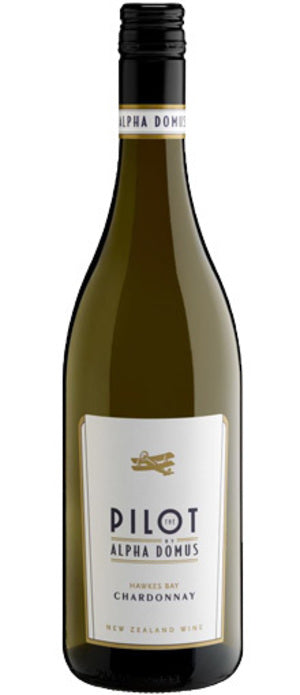 Chardonnay, Alpha Domus The Pilot, Hawkes Bay, 2015