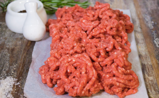 Frozen Milk Fed Veal Mince, price 500g/pack