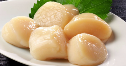 Frozen Scallop Meat (10/20), price/1kg bag