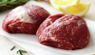 2 packs (value pack) Lamb Rump Portions (1450g pack of 6 pces), price/value pack (approx 2900g), frozen