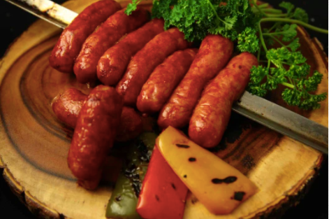 Brazilian Linguica, 400g, Frozen (pork)