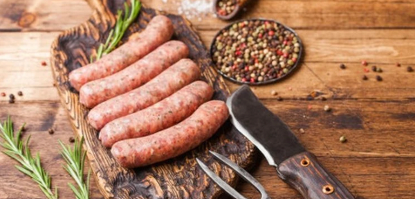 New Zealand Pork & Beef Sausages, 500g, Frozen