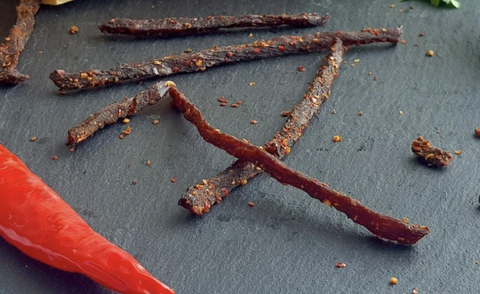 Chilli Sticks, Chilled, 175g Pack