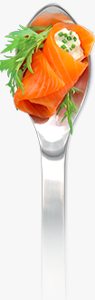 Cold Smoked Salmon Slices, Gin & Tonic, 114g, price/pack, frozen
