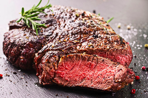 Angus Beef Ribeye Whole Boneless Roast (Scotch/Prime Rib), 2055g, price/whole, frozen