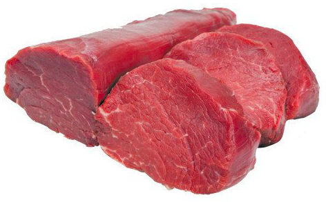 Angus Beef Eye Fillet Tenderloin Roast, approx 1100g, price/roast, frozen