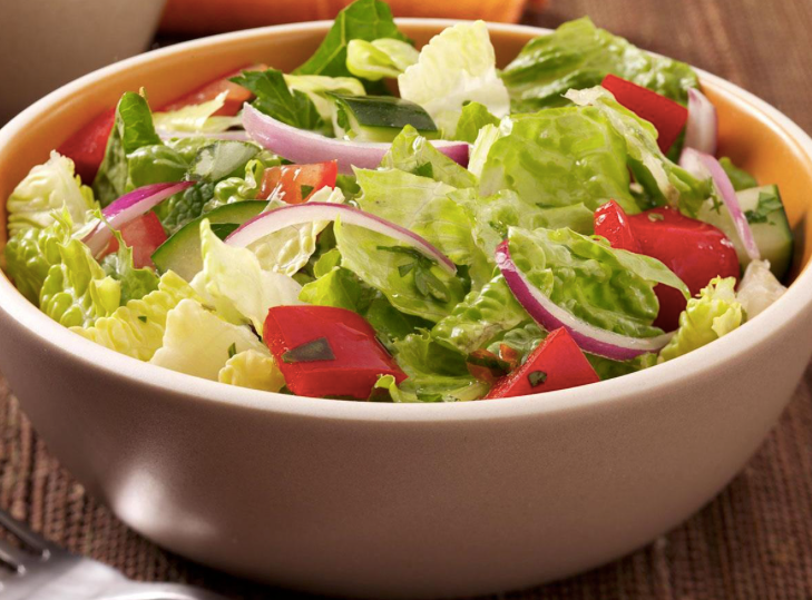 Garden Salad with House Dressing (for 10 pax)