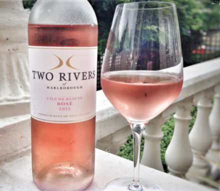 Rosé, Two Rivers of Marlborough, Isle of Beauty, 2017