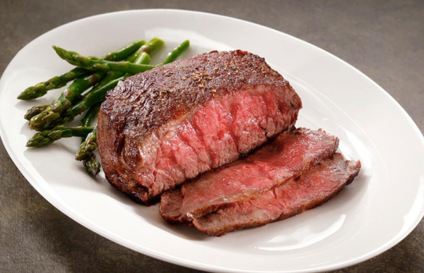 Wagyu Beef Ribeye (MB4/5), 2 pieces in pack, price per 500-550g pack, frozen