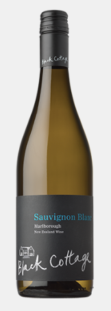 Sauvignon Blanc, Black Cottage, Marlborough 2019