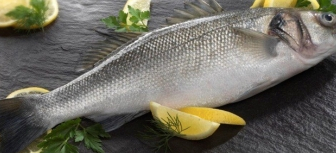 Barramundi (Seabass) Whole Fish (cleaned, gilled & gutted), price/whole IVP, weighing approx 560g, frozen