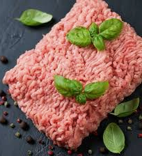 Turkey Mince (Lean), 500g, Frozen