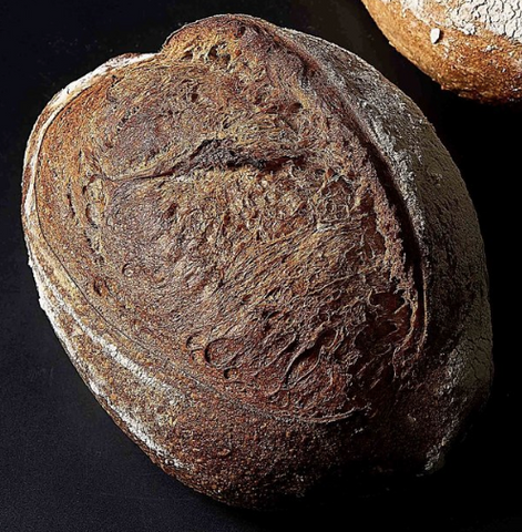Sourdough Bread (dark), 1000-1150g