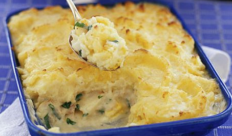 Wild Alaskan Fish Pie, 500g, frozen