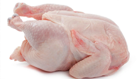 Fresh Organic Chicken Whole, 1100g