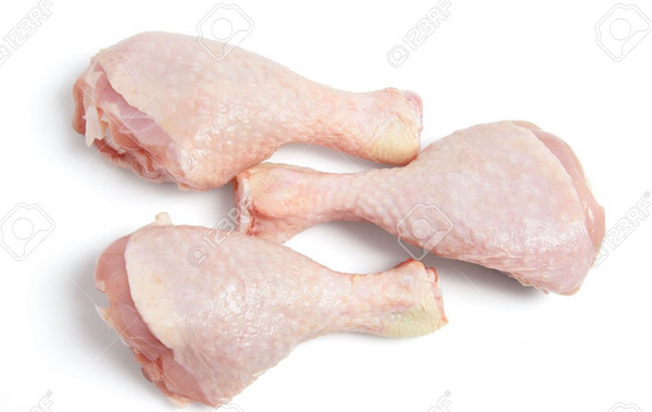 Chicken Drumsticks (budget range, 2kg pack, 12-16 pcs), frozen