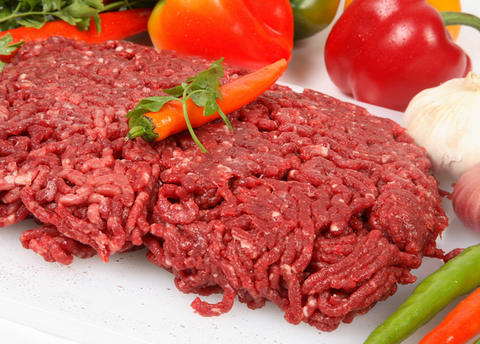 Frozen Lamb Mince, (500g pack), price per 500g pack