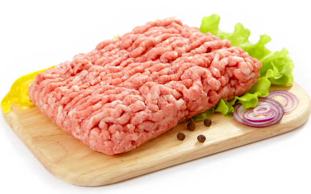 Frozen Premier Lean Pork Mince, price per 500g pack