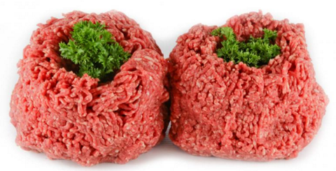 4 packs (value pack) Angus Beef Mince, Premium 500g packs, price per 4 pack (2kg), frozen