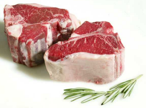 3 packs (value pack) Chilled Lamb Loin Chops, 6 per vacuum pack of 650-700g, price per 3 pack